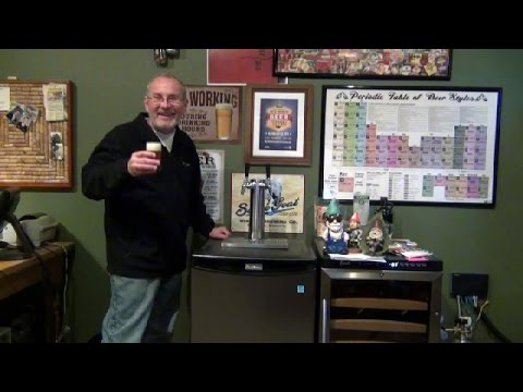 How to build a Kegerator from a Danby compact refrigerator