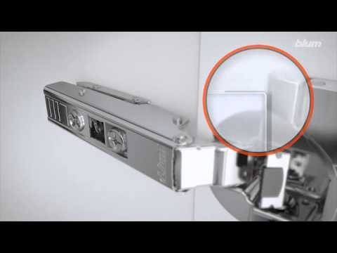 Blum ClipTop Inserta Hinge - Installation & Adjustment