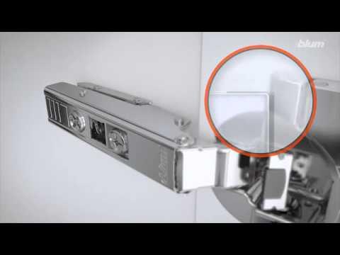 Blum Cliptop Inserta Hinge Installation Amp Adjustment