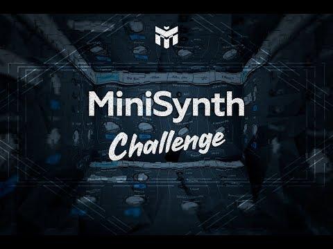 MINISYNTH CHALLENGE - ¿Serás uno de los valientes? - 1000 USD en Premios