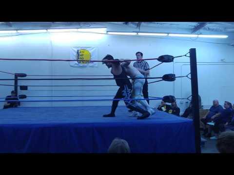 Steven Tresario (c) vs. Matt Carlos