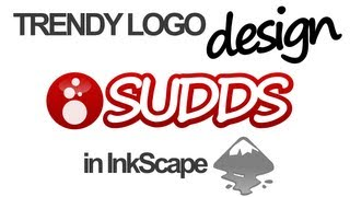 Trendy Logo Design in Inkscape Tutorial