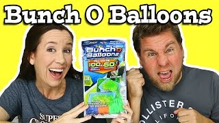 Bunch O Balloons Water Balloons Review