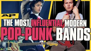 The Most Influential Bands of 2000s Pop-Punk