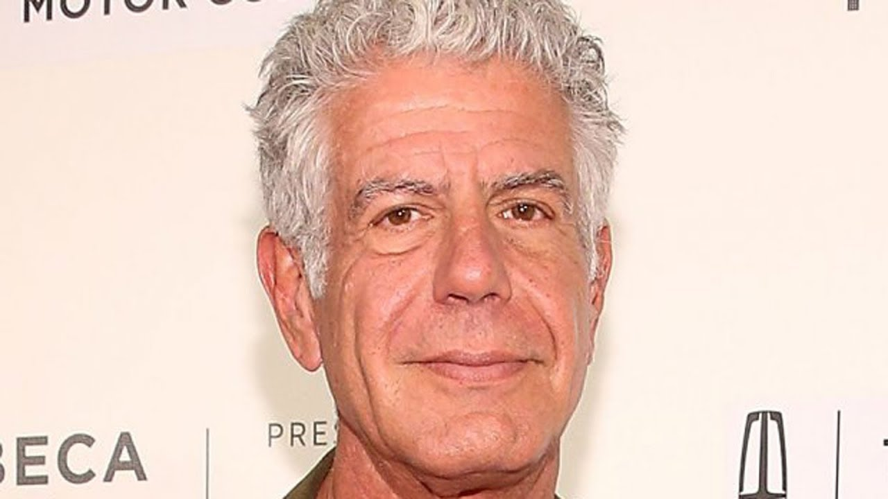What You May Not Know About Anthony Bourdain