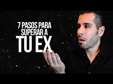 7 PASOS PARA SUPERAR A TU EX