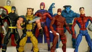 Marvel Legends Icons collection