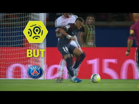 But NEYMAR JR (90') / Paris Saint-Germain - Toulouse FC (6-2)  / 2017-18