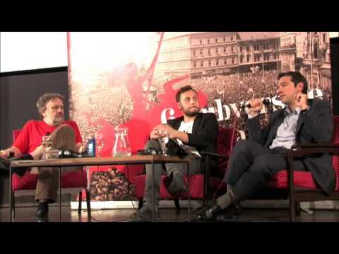 Alexis Tsipras & Slavoj Žižek /// The Role of the European Left ||| 15th May 2013