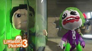 LittleBIGPlanet 3 - Superman [Playstation 4]