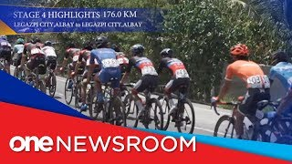 Stage 4 of Le Tour de Filipinas the tightest, most exciting so far