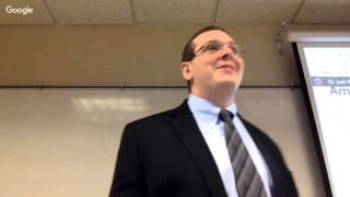 conlaw class 27 the first amendment free speech