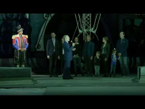 Final  performance of Ringling Brothers Barnum & Bailey Circus - full show 5/21/17