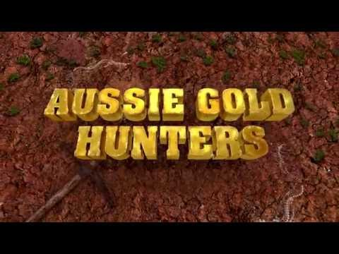 AUSSIE GOLD HUNTERS  - Aus Premiere 15 Sept, Discovery Channel
