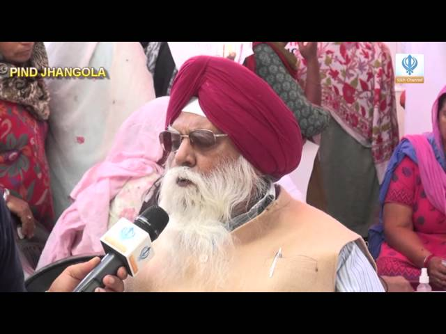 220116 Sikh Channel Special: Roko Cancer