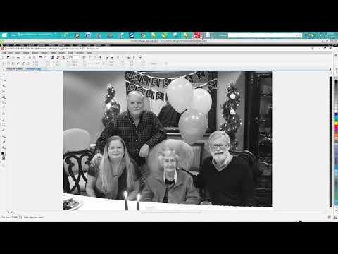 Corel Draw Tips & Tricks PhotoGrav Part 2