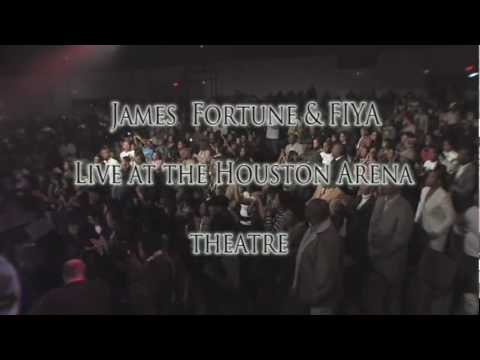 James Fortune & FIYA  'Bounce Back'