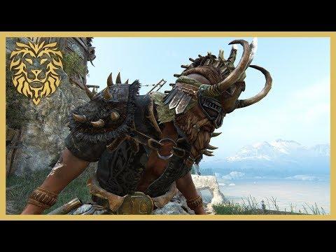 [For Honor] Rep 49 Berserker Rework Duels