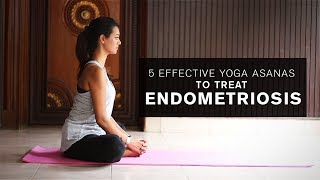 Yoga For Pelvic Pain & Endometriosis. In this yoga sequence, we will be focusing on your pelvic pain.