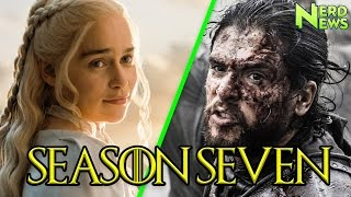 Game of Thrones Season 7 HUGE NEWS! And Predictions! (Rumors & Spoilers Within)