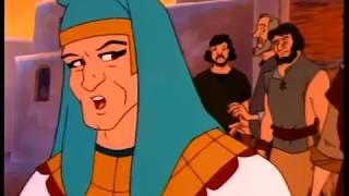 Joseph et ses freres en Egypte -  La Bible Animée Episode 11