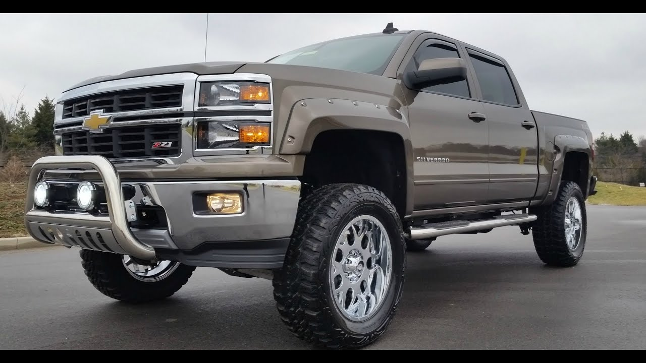 Silverado Brown Color