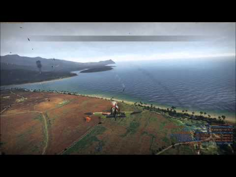 This is War Thunder - Ishak one shot IL2 rocket kill