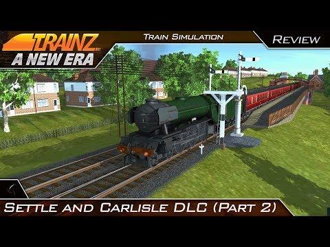 Settle And Carlisle Route DLC Review (Part 2) | Trainz: A New Era | #17