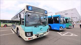 第1回 大阪シティバスお客さま感謝祭 Osaka City Bus Customer Thanksgiving (2019.5.19)