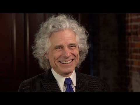 Steven Pinker Wants Enlightenment Now!