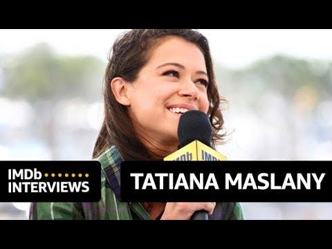 Tatiana Maslany s Off a Variety of Impressive Accents  IMDb EXCLUSIVE