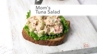 Mom's Famous Tuna Salad Recipe