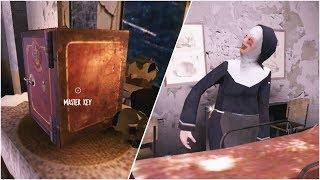 The Nun Glitch And The Safe Box Glitch