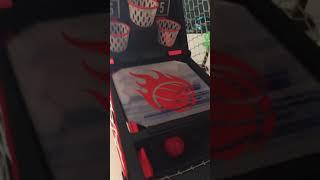 Games episode 1. Table top basketball