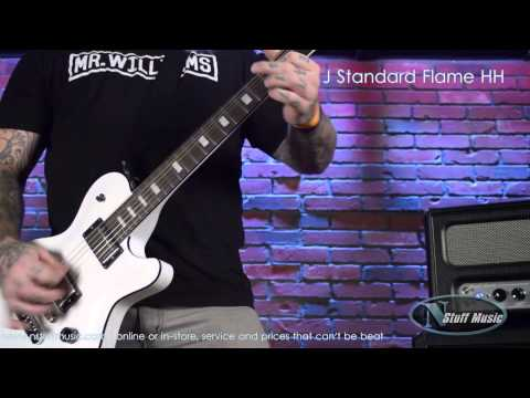 FGN Guitars Demo w/ Andy Williams of Every Time I Die