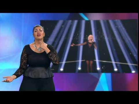 Sanna Nielsen - Undo - (Sign language edition) - Eurovision 2014 - Sweden