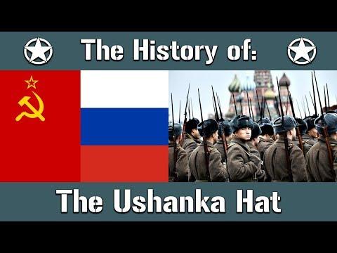 The History Of: The Ushanka Hat   Uniform History