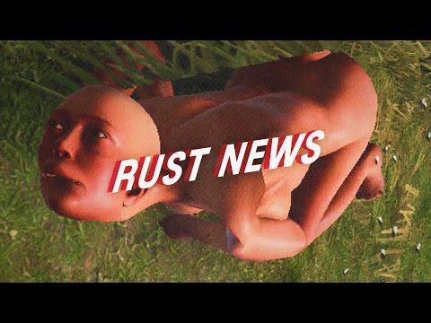 Rust Insider Report: Secret Cave People