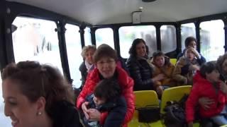 Viaje en el tren blanco