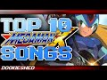 Top 10 Mega Man X Music Themes! • [Mega Man May 2016]