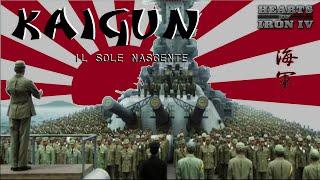 Hearts of Iron 4 - KAIGUN - Preview