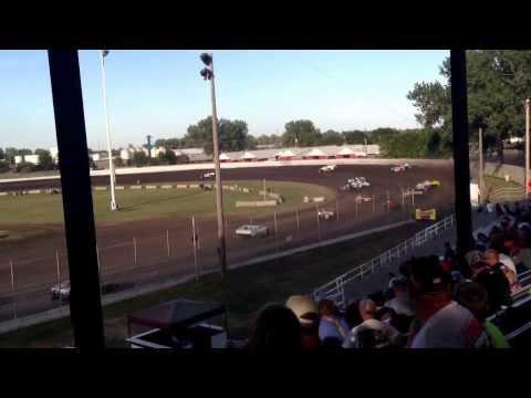 Midwest mods at Dakota State Fair Speedway