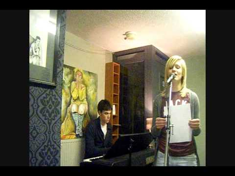 Steph Howe Cover- The Scientist/ Coldplay