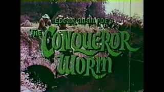 The Conqueror Worm 1968 theatrical trailer
