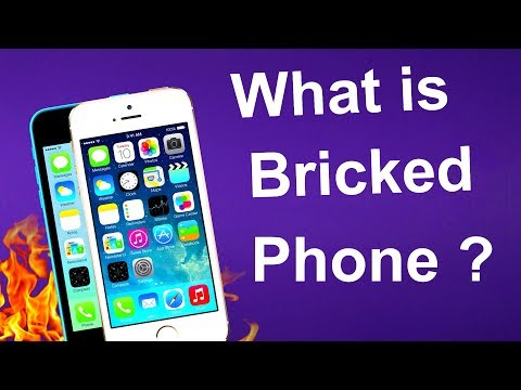 HINDI] - What is bricked phone & how phone get bricked