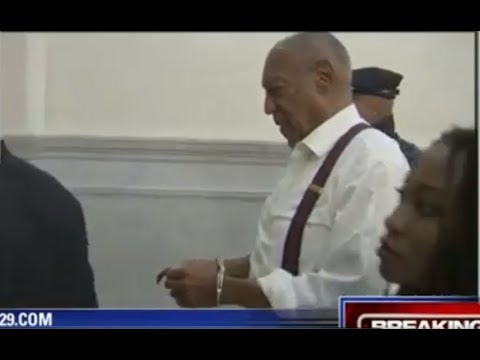 BREAKING: Bill Cosby Sentenced To 3-10 Years In State Prison