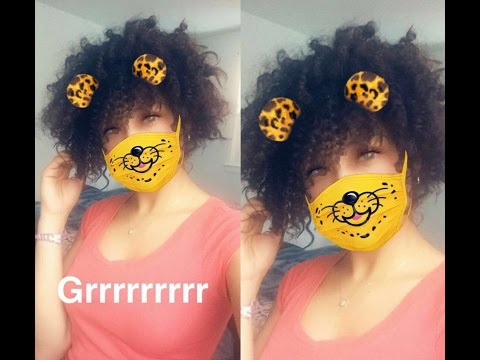 HEATLESS STRAW CURLS | INSTANT CURLY AFRO | HAIR TUTORIAL