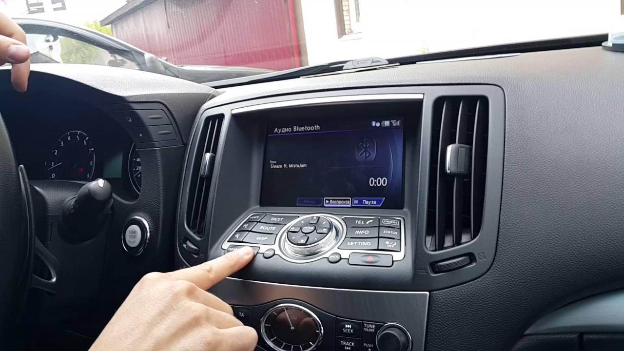 Acura MDX (2013 2017) установка нештатной навигации на android (Xanavi.ru)