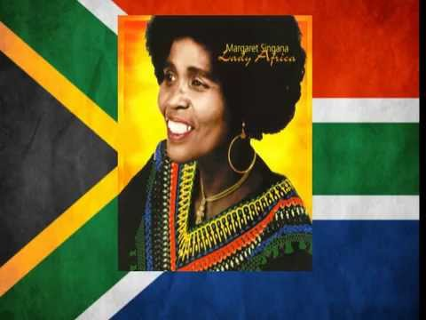 Margaret Singana - We Are Growing (Lady Africa Meets Shaka Zulu)