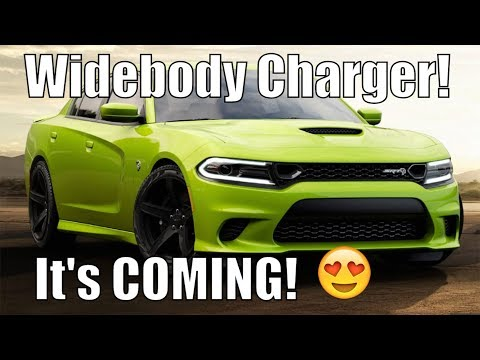Confirmed Widebody Charger? Everyone Is Late, I Said It...